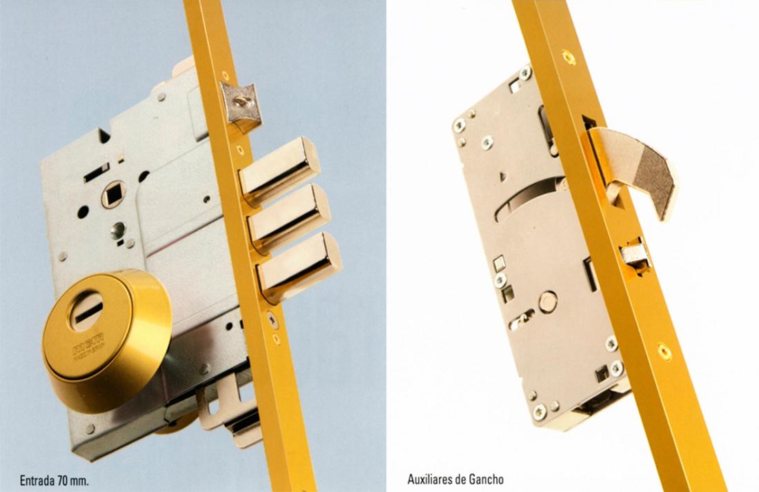 Cerraduras de seguridad autom ticas central ferreter a - Cerraduras de seguridad ...