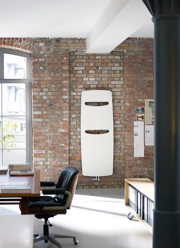 Radiadores toalleros de dise o zehnder vitalo materiales for Radiadores toalleros agua