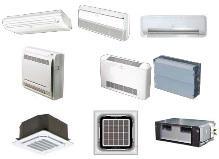 Equipos de aire acondicionado kaysun amazon ii for Aire acondicionado aparato exterior