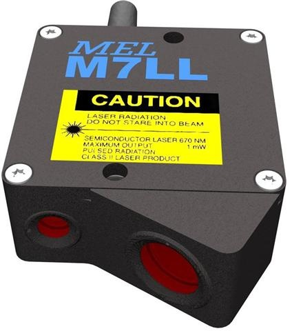 High-frequency lasers Mel M70LL - Measurement and control