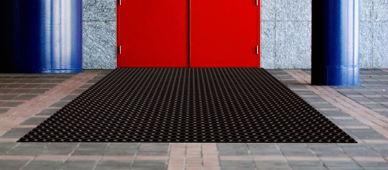 Alfombras de goma alveolar emco structura piscinas spas y saunas alfombras de goma alveolar - Alfombra de goma para piso ...