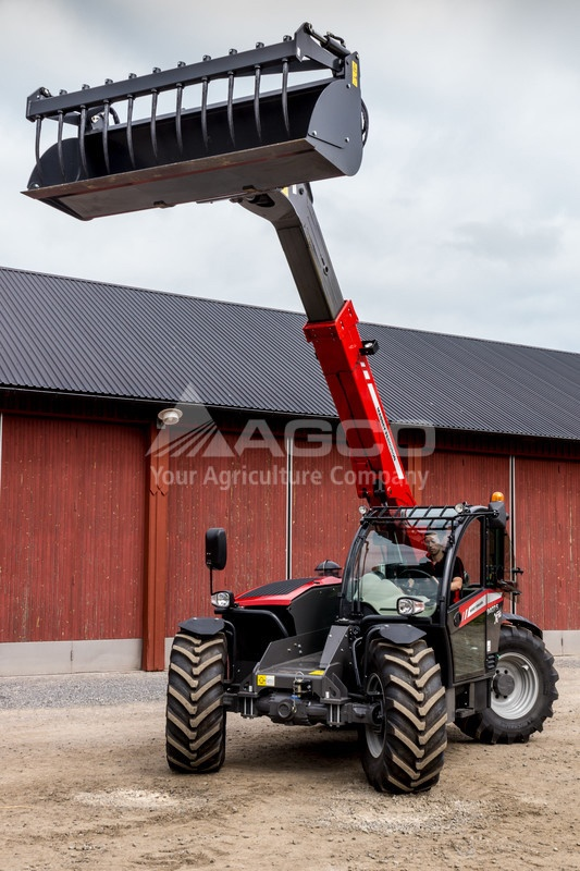 Loaders telescopic Massey Ferguson MF 9000 Xtra