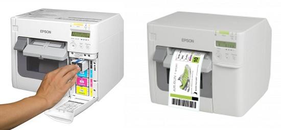 Impresoras a color para etiquetas Epson TM-C3500 - Envase y Embalaje ...