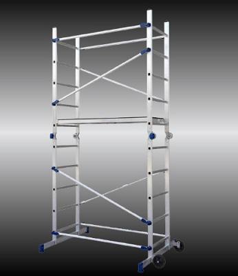Andamio escalera plegable multiusos ktl fast 5 for Escalera multiusos