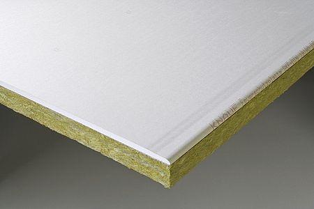 Placas de yeso laminado knauf woolplac lr materiales para la construcci n placas de yeso - Placas de yeso para pared ...