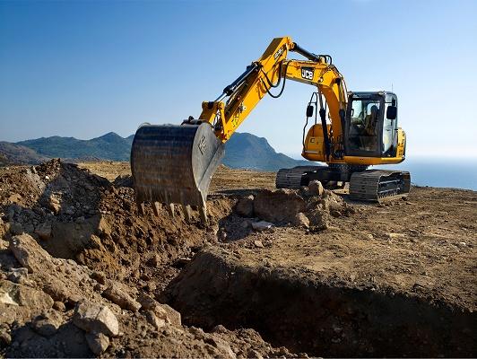 excavadoras de cadenas jcb js145