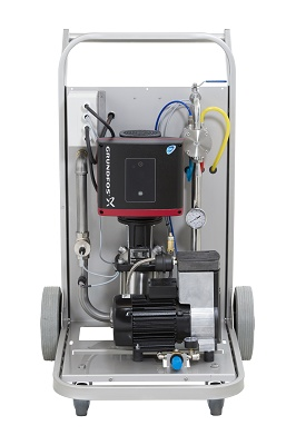 Equipo para la limpieza y desinfecci n de superficies for Limpieza y desinfeccion de equipos