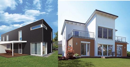 Perfiles para fachadas werzalit structura materiales - Materiales de construccion para fachadas ...