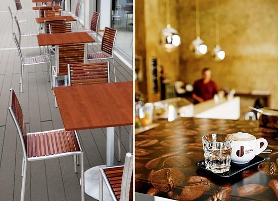 Tableros de mesa werzalit scena bosco jardiner a - Tableros para mesas ...