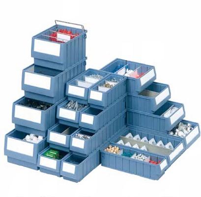 Cajas para piezas peque as bito rk almacenaje y - Caja almacenaje plastico ...