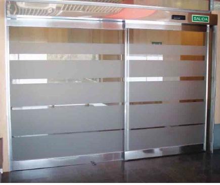 Perfiles para puertas correderas grupsa as 300 frame for Puertas de metal con diseno