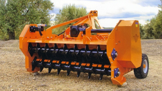 Trituradora autoalimentada halc n th180l agricultura - Trituradora de ramas casera ...