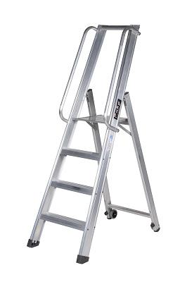 Escaleras de almac n ktl xl s maquinaria y equipos para - Escaleras para almacen ...