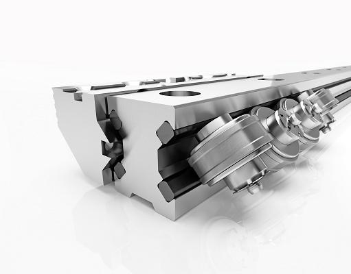 Gu as lineales en aluminio franke dynamic metalmec nica - Guia de aluminio ...