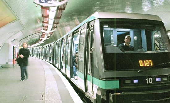 """Foto de """"Potencia para el metro de París"""""""