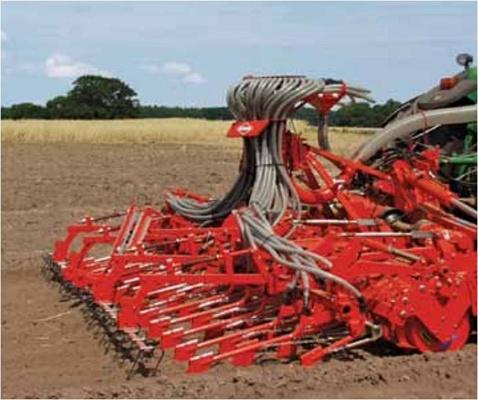 Foto de Barras de siembra para tolva frontal y arrastrada