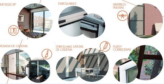 Mosquiteras persax estaciones de servicio mosquiteras for Mosquiteras adaptables