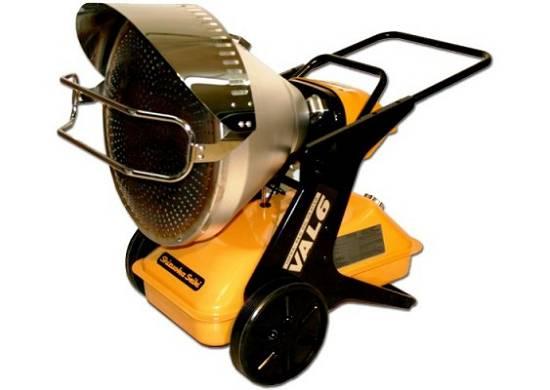 Calentadores de aire val6 epx industria del aceite - Calentadores de aceite ...