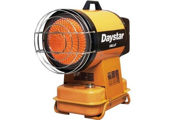 Calentadores de aire daystar val6 industria del aceite - Calentadores de aceite ...