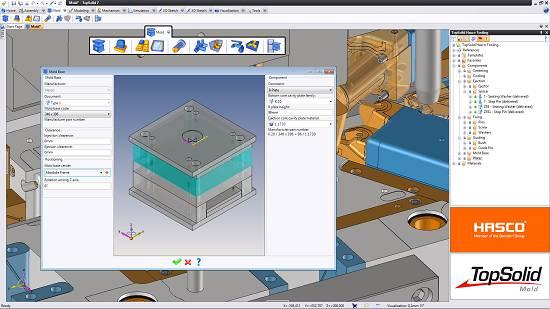 Software de dise o para fabricaci n de moldes y utillajes for Programa diseno 3d