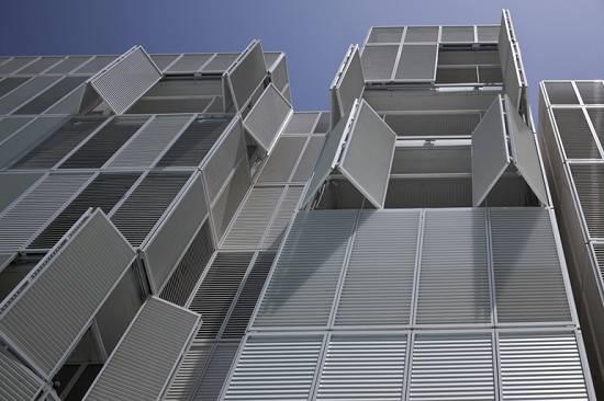 Celosias de aluminio gradhermetic gradpanel serie e - Celosias de aluminio ...