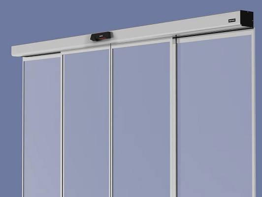 Automatismo para puertas correderas peatonales aprimatic for Automatismo puerta corredera