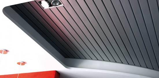 Revestimientos de techo materiales para la construcci n - Revestimientos para techos ...