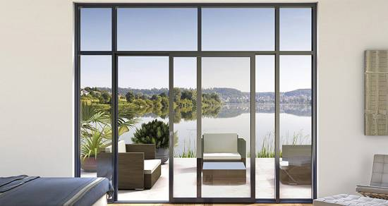 foto de puertas y ventanas correderas