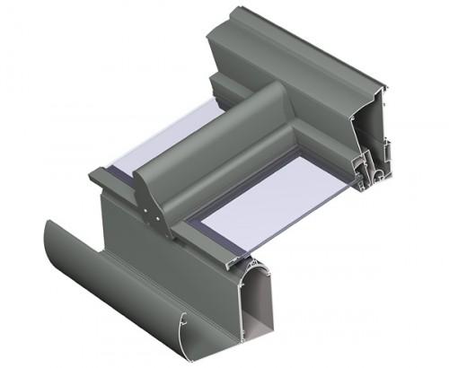 Perfiles de aluminio para cerramientos reynaers pr 100 for Perfiles de aluminio para toldos de palilleria