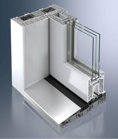 Puertas Y Ventanas Correderas Pvc Thermo Slide Si 82 Materiales