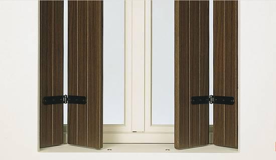 Porticones exteriores plegables finstral vicentina for Porticones madera exteriores