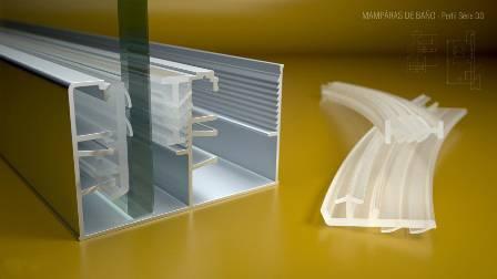 Fabricantes De Mamparas De Baño | Perfiles Para Mamparas De Bano Materiales Para La Construccion