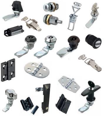 Herrajes diversos essentra materiales para la for Herrajes para muebles rusticos