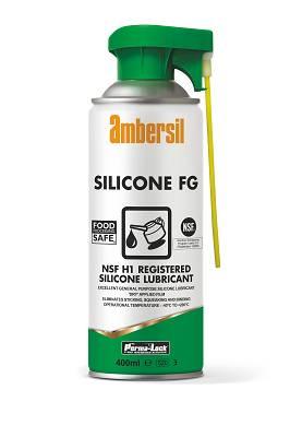 Lubricante de silicona h1 ambersil silicone fg - Lubricante de silicona ...