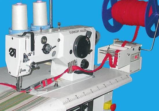 M quinas de coser toldos persianas y protecci n solar for Maquinas para toldos enrollables