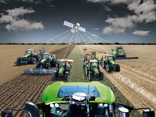 Foto de Sistema inteligente de agricultura de precisión