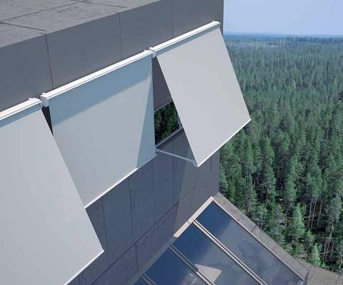 Toldos para balcones y ventanas novelty regio materiales for Toldos para balcones precios