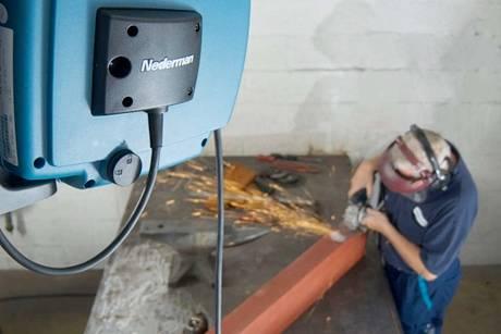 Enrolladores de manguera y cable nederman materiales - Enrolladores de manguera ...