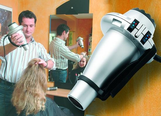 """Foto de """"Saturno, el secador de pelo del futuro"""""""