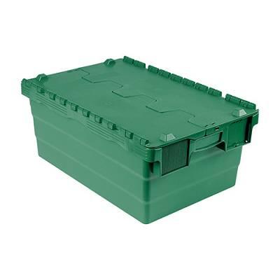 Foto de Cajas de plásticos apilables y encajables