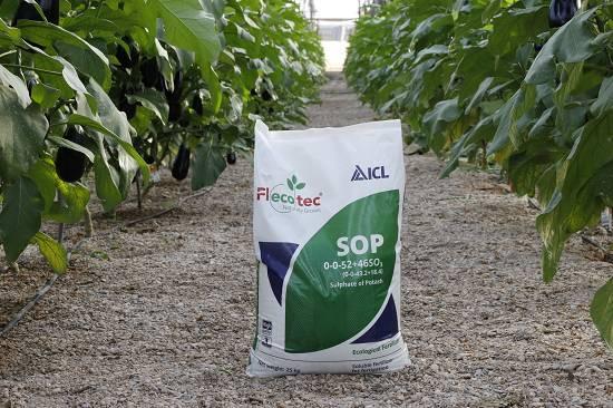 Foto de Fertilizantes simples totalmente solubles