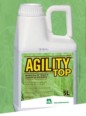 Foto de Herbicida altamente concentrado para trigo y cebada
