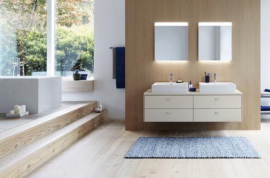 Mobiliario para ba os duravit brioso materiales para la construcci n mobiliario para ba os - Mobiliario de bano de diseno ...