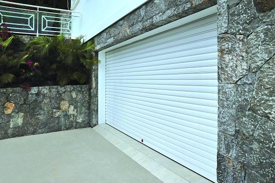 Foto de Puertas seccionales y enrollables