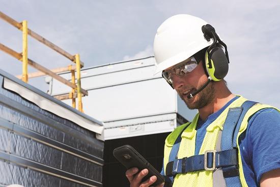 e6586ae14975b Protectores auditivos con Bluetooth Peltor - Electricidad ...