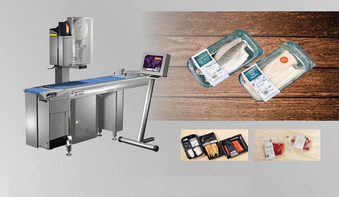 Foto de Sistema automático de pesaje y etiquetado