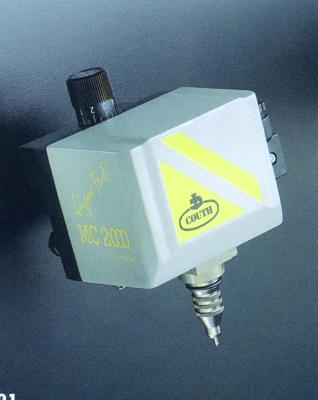 Marcadora de accionamiento neum tico couth mc2000 50x17 for Accionamiento neumatico