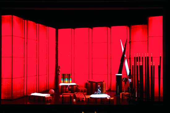"""Foto de """"Makrolon convence a la ópera de Wagner Tristán"""""""