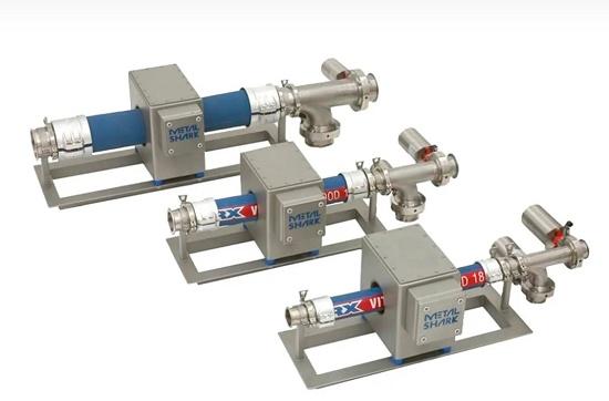Foto de Detector de metales para líquidos