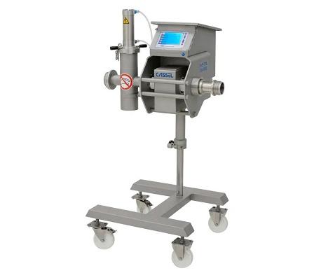Foto de Detector de metales para productos pastosos